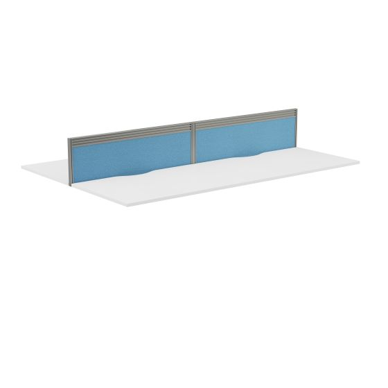 Toolrail Type 2 Toolbar Screen Silver Frame - 1200W X 380H Band 2