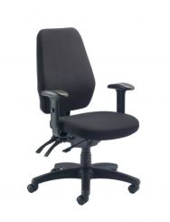 Call Centre Chair Without Seat Slide