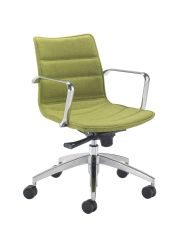 Milan Swivel Chair Unlimited Fabric