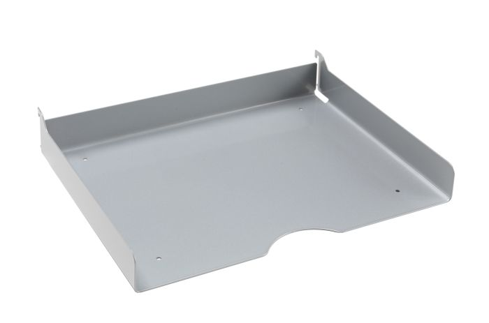 A4 Metal Paper Tray Silver